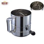 Ca trộn thực phẩm inox-Manual Stainless Steel Mixer