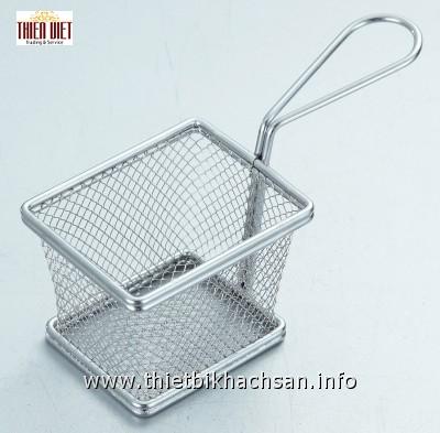 Giỏ chiên khoai - Serving Fry Basket