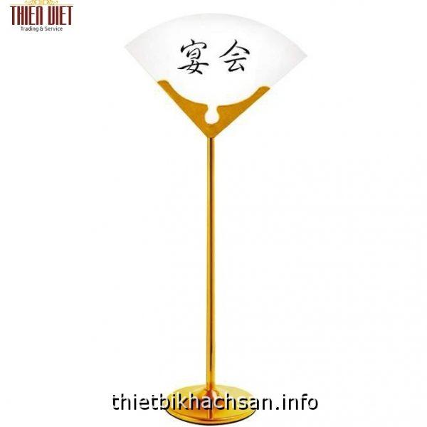 Kẹp tên món ăn, kẹp số bàn, kẹp menu cho nhà hàng, khách sạn – Sign Stand