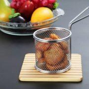 Serving Fry Basket-4062a-m