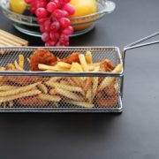 Serving Fry Basket-4062d-m