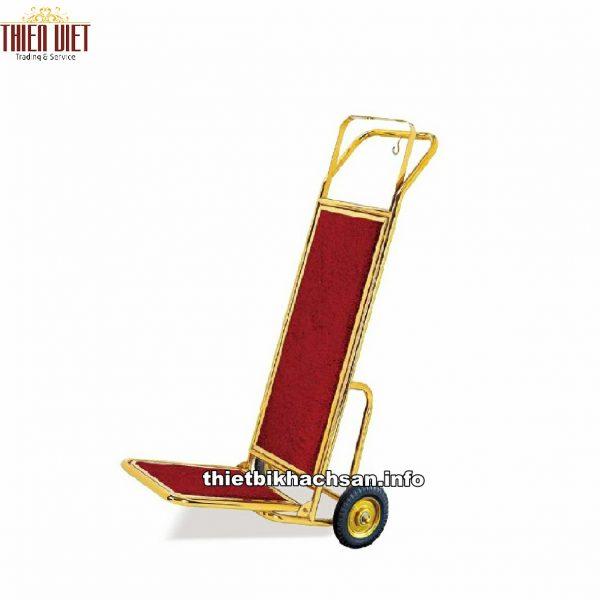 xe đẩy hành lý khách sạn TV-2B
