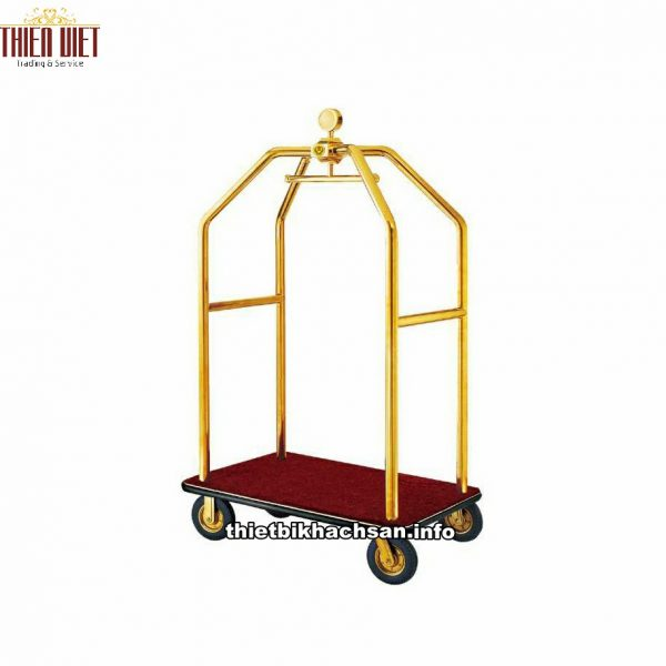 xe đẩy hành lý khách sạn-TV7A
